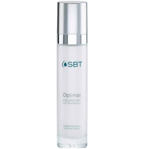 SBT Optimal Globale Anti-Aging Nutritiv Creme Medium 50 ml
