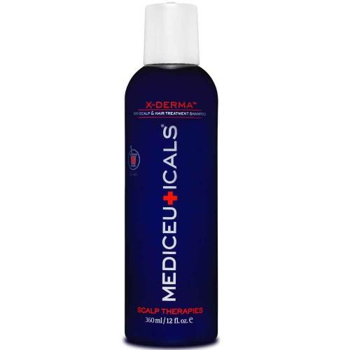 Mediceuticals X-Derma Dry Scalp & Hair Treatment Shampoo 360 ml