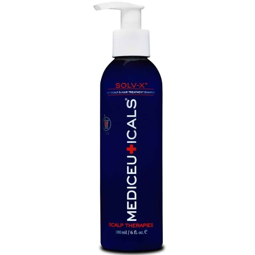 Mediceuticals Solv-X Oily Scalp & Hair Treatment Shampoo 180 ml