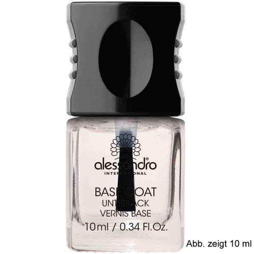 alessandro International Base Coat Nail Polish 8 ml
