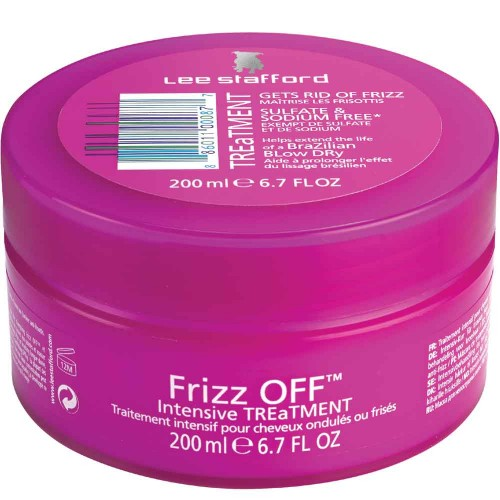 Lee Stafford Frizz Off Keratin Treatment 200 ml