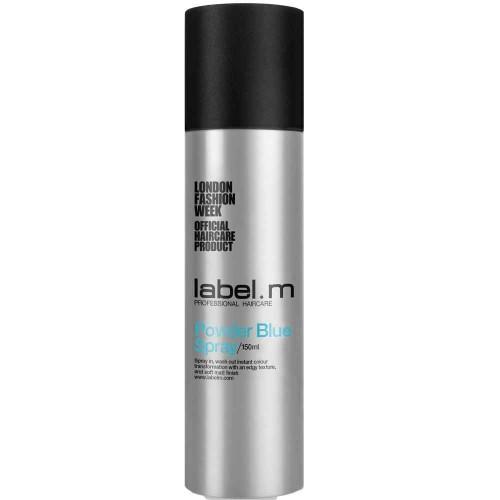 label.m Powder Blue Spray 150 ml