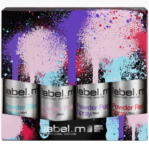 label.m Colour Makeover Kit 4 x 50 ml