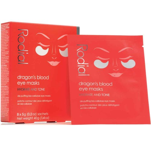 Rodial Dragon's Blood Eye Masks 8 Stück