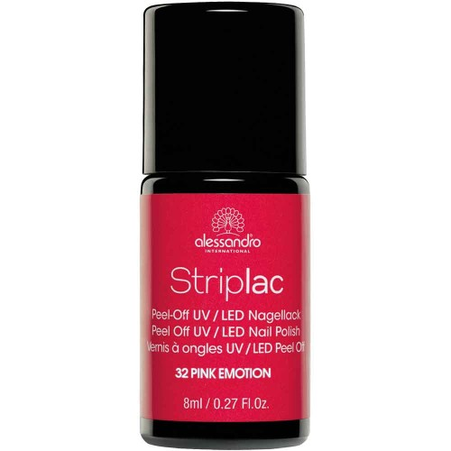 alessandro International Striplac 32 Pink Emotion 8 ml