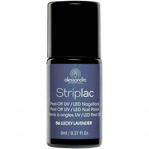alessandro International Striplac 56 Lucky Lavender 8 ml