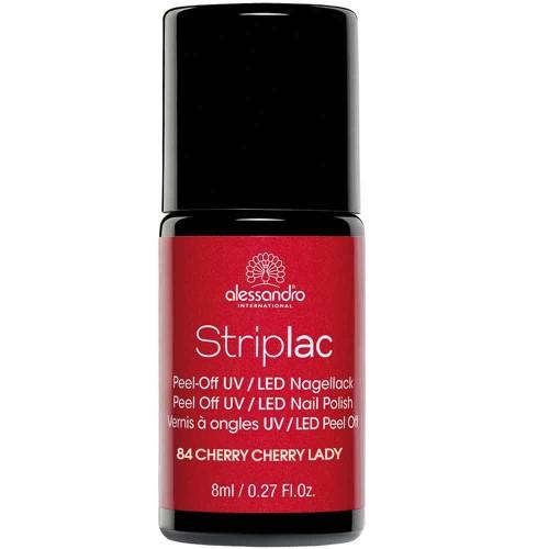 alessandro International Striplac 84 Cherry Cherry Lady 8 ml