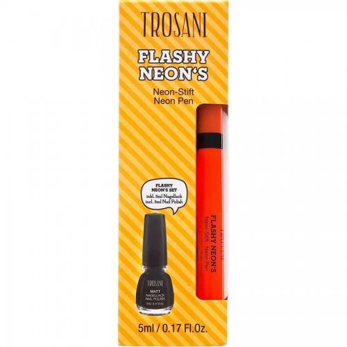 Trosani Flashy Neon Set Orange