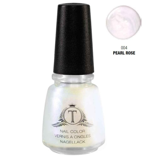 Trosani Topshine Nagellack 004 Pearl Rose 17 ml