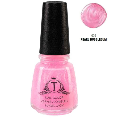 Trosani Topshine Nagellack 026 Pearl Bubblegum 17 ml