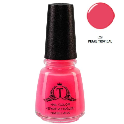 Trosani Topshine Nagellack 029 Pearl Tropical 17 ml