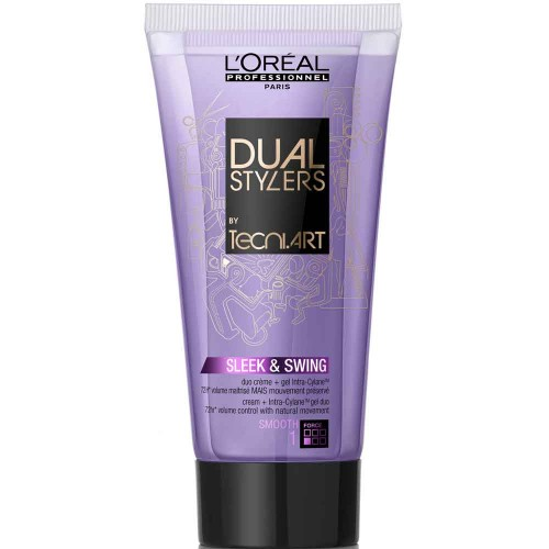 Loreal tecni.art Dual Stylers Sleek and Swing 150 ml