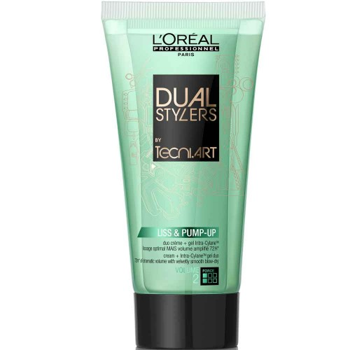 Loreal tecni.art Dual Stylers Liss and Pump up 150 ml