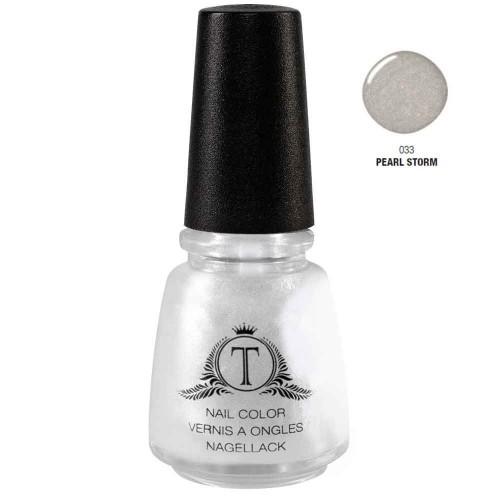 Trosani Topshine Nagellack 033 Pearl Storm 17 ml