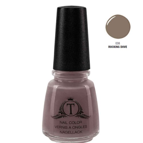 Trosani Topshine Nagellack 038 Rocking Dove 17 ml