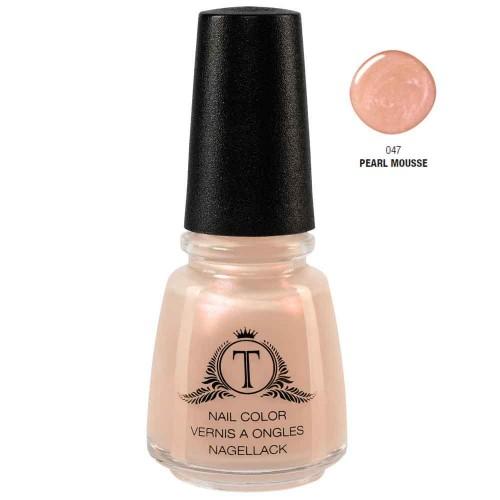 Trosani Topshine Nagellack 047 Pearl Mousse 17 ml