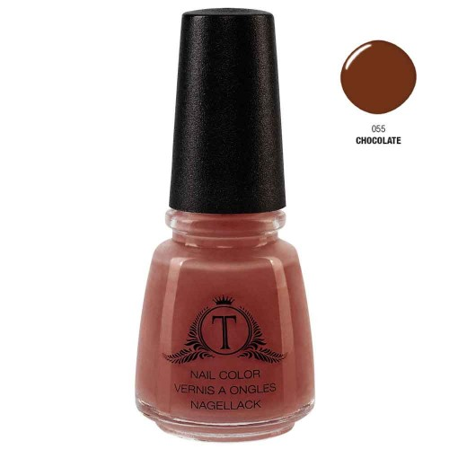 Trosani Topshine Nagellack 055 Chocolate 17 ml