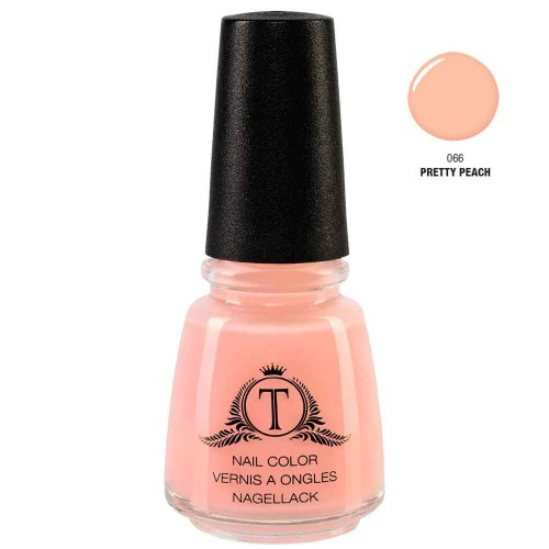 Trosani Topshine Nagellack 066 Pretty Peach 17 ml