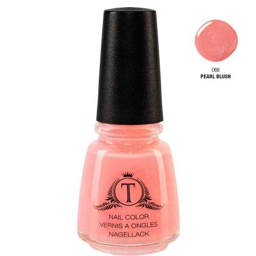 Trosani Topshine Nagellack 068 Pearl Blush 17 ml
