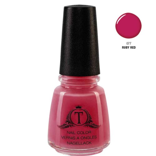 Trosani Topshine Nagellack 077 Ruby Red 17 ml