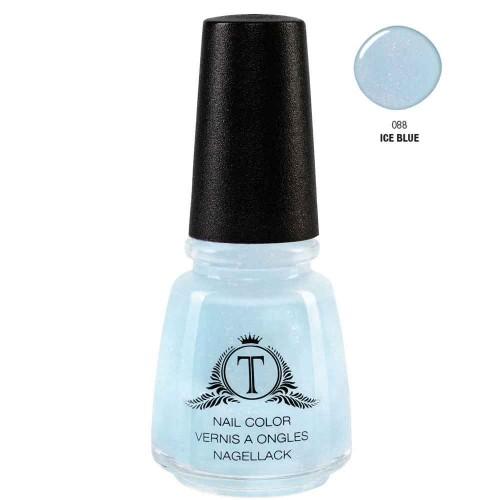 Trosani Topshine Nagellack 088 Ice Blue 17 ml
