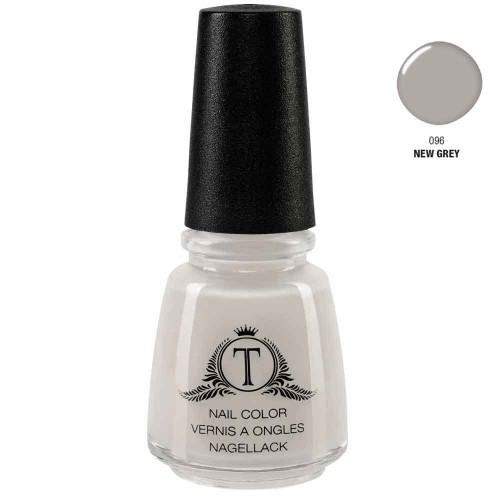 Trosani Topshine Nagellack 096 New Grey 17 ml