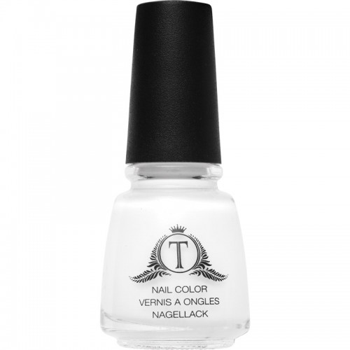 TROSANI Topshine Nagellack- French White 17 ml