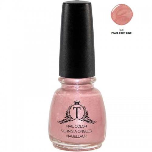 Trosani Topshine Nagellack 008 Pearl First Love 5 ml