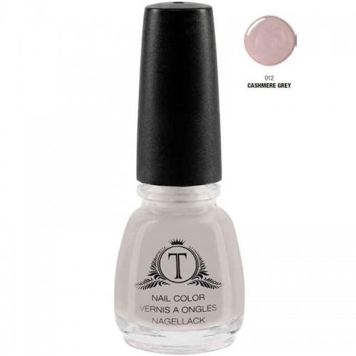 Trosani Topshine Nagellack 012 Cashmere Grey 5 ml