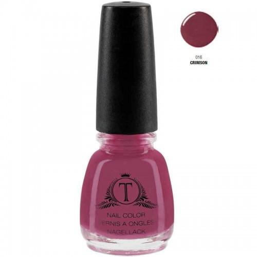 Trosani Topshine Nagellack 016 Crimson 5 ml