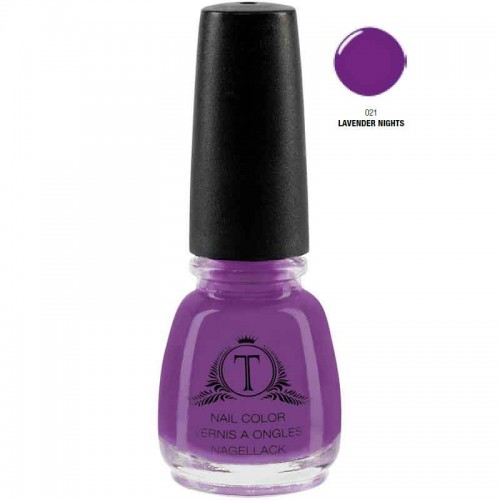 Trosani Topshine Nagellack 021 Lavender Nights 5 ml