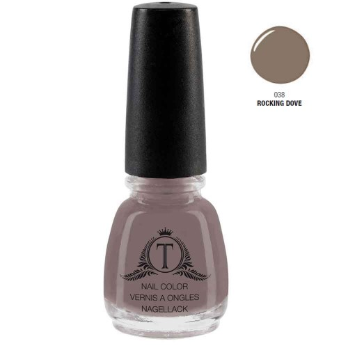 Trosani Topshine Nagellack 038 Rocking Dove 5 ml