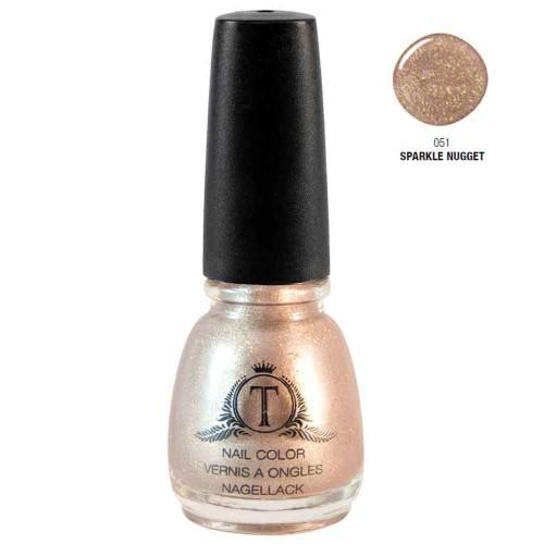 Trosani Topshine Nagellack 051 Sparkle Nugget 5 ml