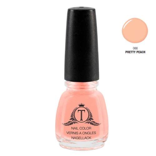 Trosani Topshine Nagellack 066 Pretty Peach 5 ml