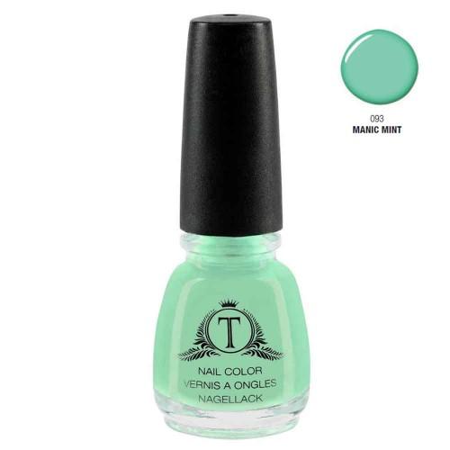 Trosani Topshine Nagellack 093 Manic Mint 5 ml