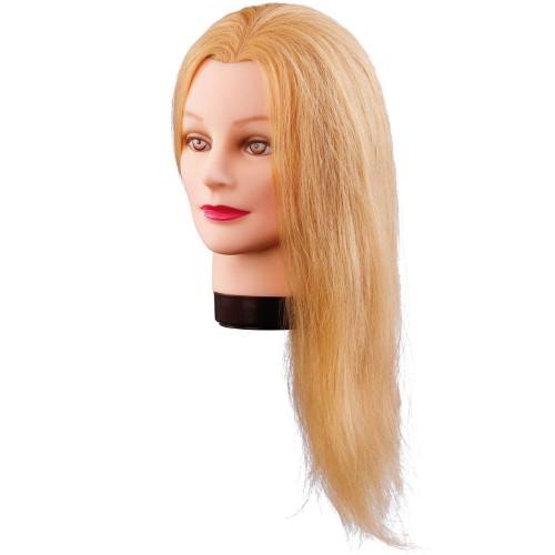 Comair Übungskopf Lilly 50 cm blond