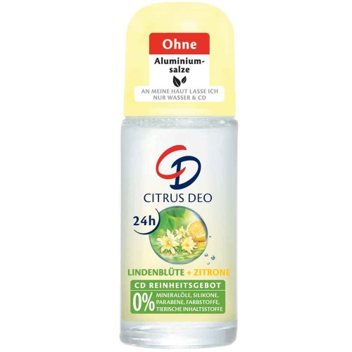 CD Citrus Deo Roll-On 50 ml