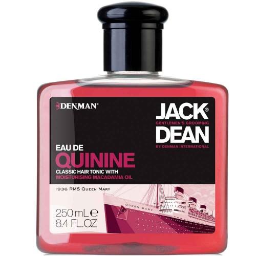 Jack Dean Haarwasser Eau de Quinine 250 ml