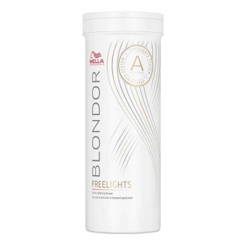 Wella Blondor Freelights Weißes Blondierpulver 400 g