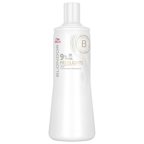 Wella Blondor Freelights Oxidationsmittel 9 % 1000 ml