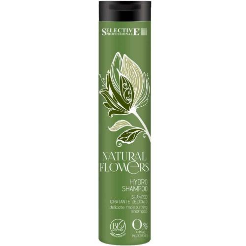 Selective Natural Flowers Hydro Shampoo 250 ml