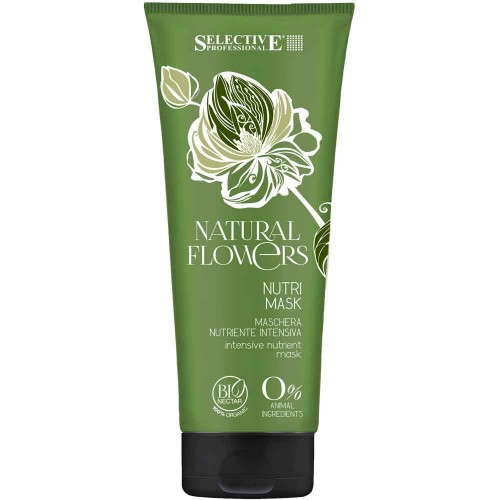 Selective Natural Flowers Nutri Maske 200 ml