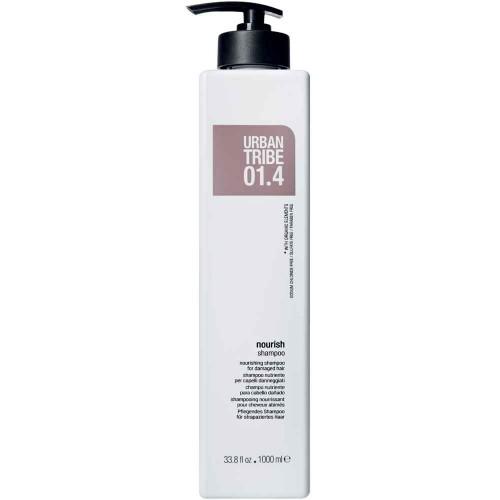 URBAN TRIBE 01.4 Nourish Shampoo 1000 ml