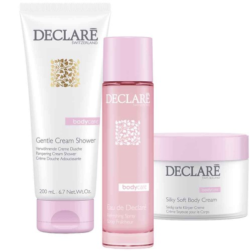 Declare  X-Mas Body Care Set 4