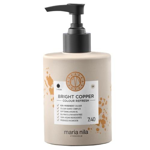Maria Nila Colour Refresh 7.40 Bright Copper 300 ml