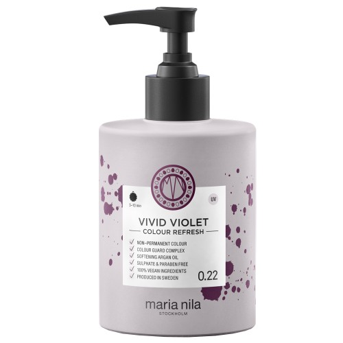 Maria Nila Colour Refresh 0.22 Vivid Violet 300 ml