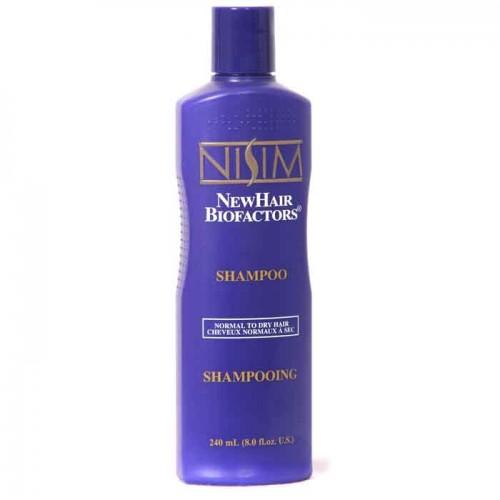 Nisim NewHair Biofactors Shampoo Dry 240 ml