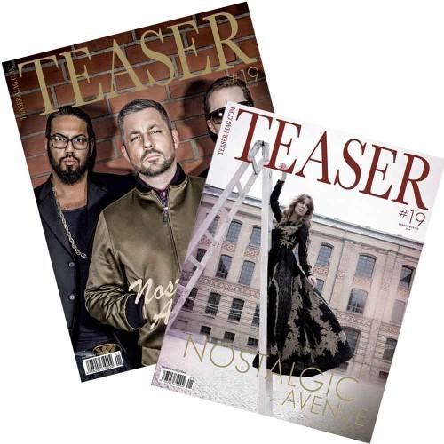 TEASER Magazine #19 Nostalgic Avenue