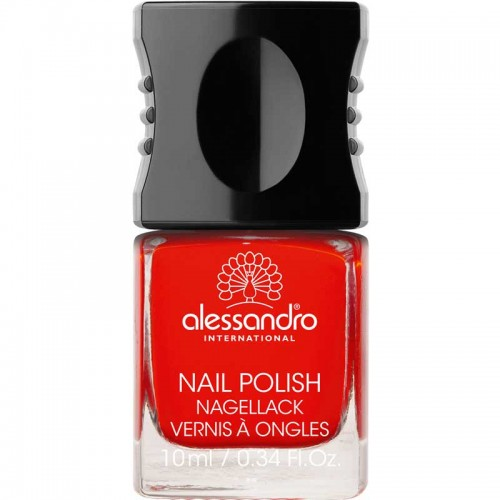 alessandro International Nagellack 27 Secret Red 10 ml