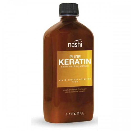 Nashi Pure Keratin Shampoo 200 ml